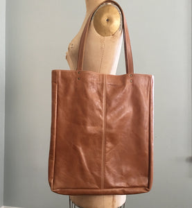 Marge Rudy Handmade Leather AVERY Tote