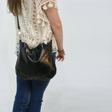 Load image into Gallery viewer, Marge Rudy Handmade UKSANA Leather Crossbody Bag
