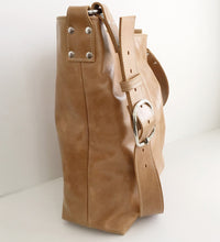 Load image into Gallery viewer, INDIE Leather Tote | Messenger Bag