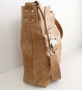 INDIE Leather Tote | Messenger Bag