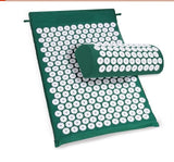 Yoga Mat and Pillow Acupressure Cushion