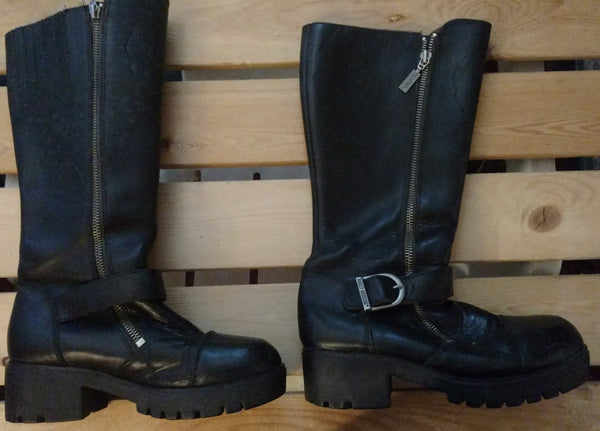 Harley-Davidson Women's Boots (11.5, Pre-Owned)