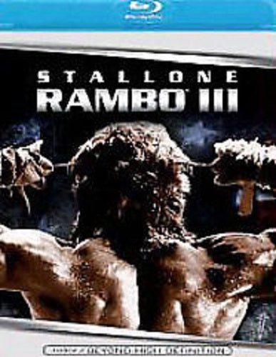 Rambo III (Blu-ray Disc, 2008, Canadian English Version Widescreen)