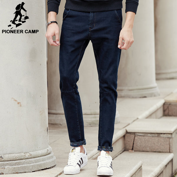 Pioneer Camp Thick Denim Black Men's Jeans