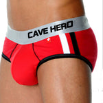 Cave Hero Men's Pocket Cup Briefs
