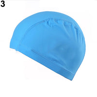 Men's Elastic Sport Swimming Cap