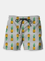 Pineappleeee Szorty Shorts