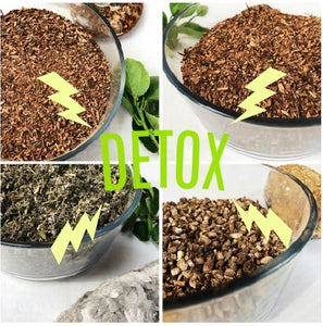 How I Alkaline Detox - The African Bio Mineral Balance Way