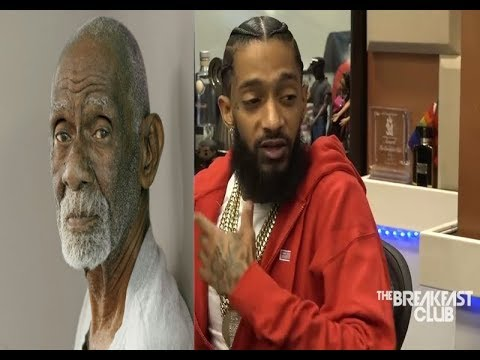 Nipsey Hussle Makes Documentary About Dr. Sebi