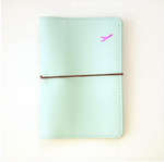 Leather Passport Holder Card Case - passportcovermarket