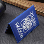 Leather Business Card Passport Wallet - passportcovermarket