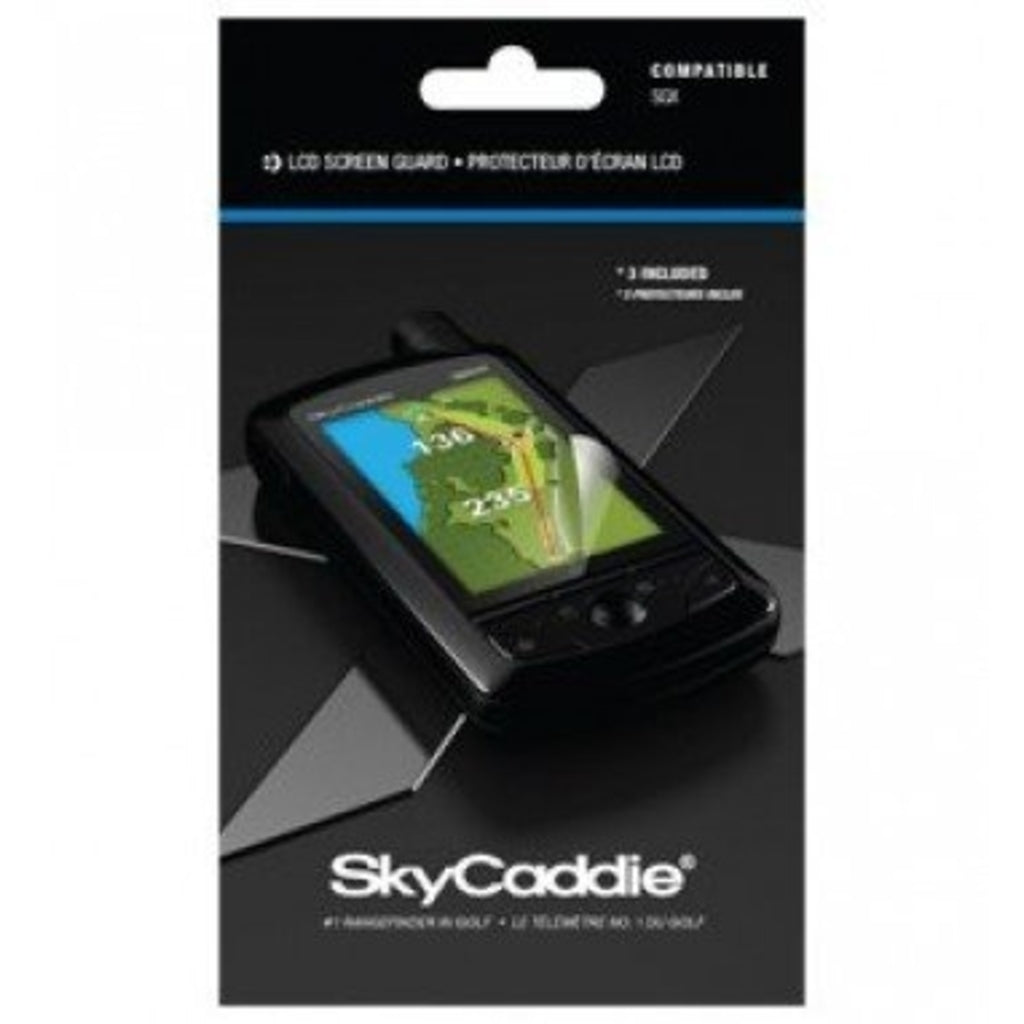 SkyCaddie LCD Screen Guards