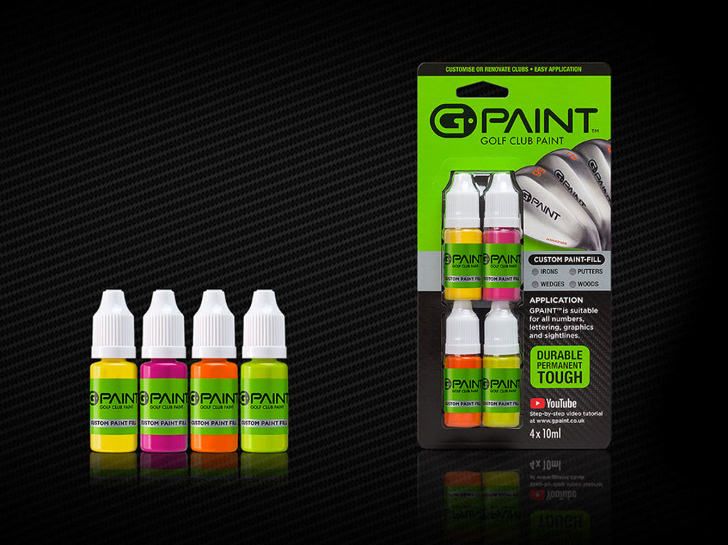 GPAINT | Golf Club Paint