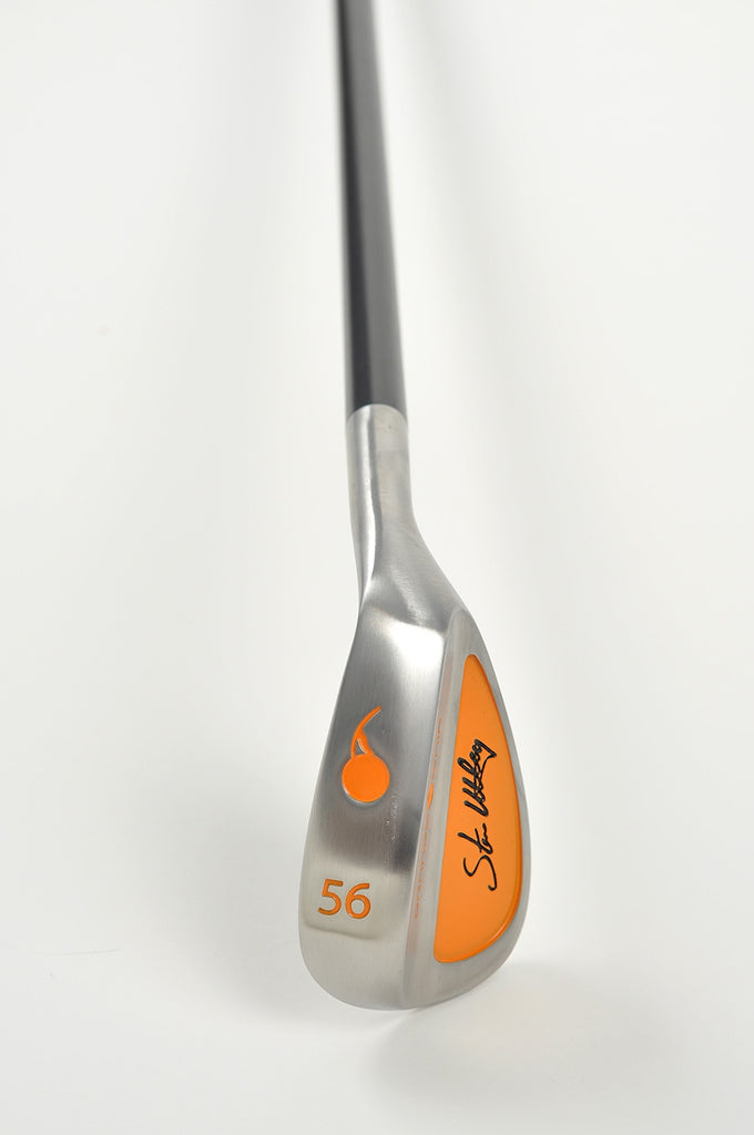 Orange Whip Wedge