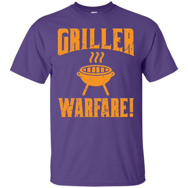 Griller Warfare Std Ultra Cotton T-Shirt