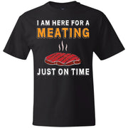 My Meating Hanes Beefy T-Shirt