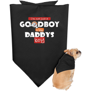 Daddy's Boy Doggie Bandana