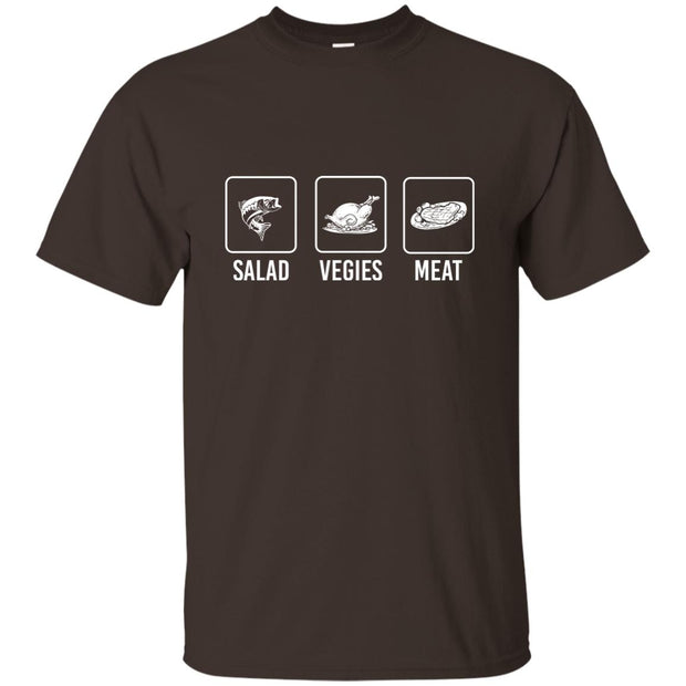 My Salad Is Meat - Ultra Cotton T-Shirt