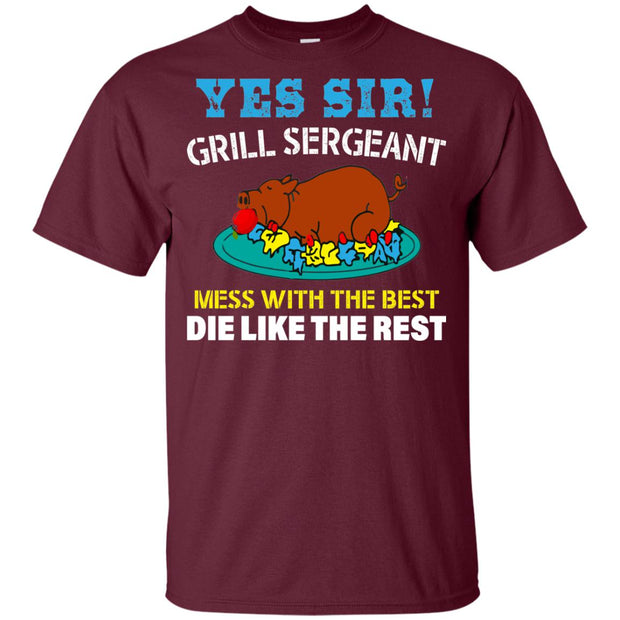 Sir Grill Sergeant - Ultra Cotton Youth T-Shirt