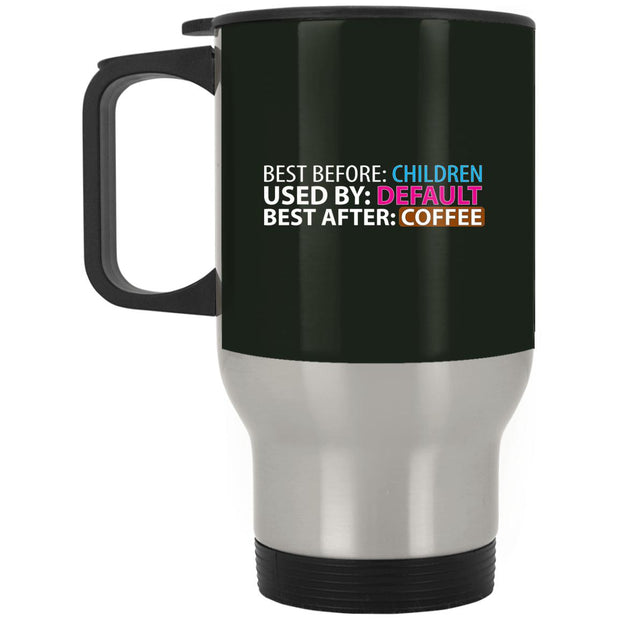 Best Before Kids Stainless Travel Mug