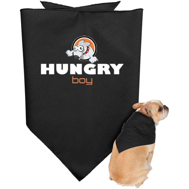 Hungry Boy Doggie Bandanas