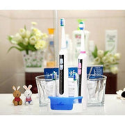 Ultrasonic Rechargeable Toothbrush Set | Ten Big Ones