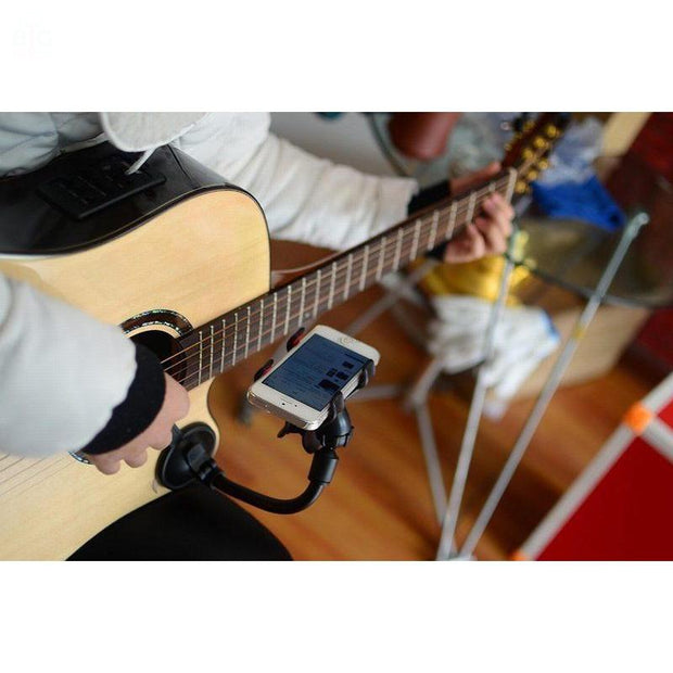 Guitar Sidekick Smartphone Holder | Ten Big Ones