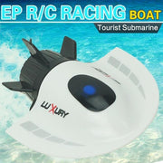 Racing RC Submarine | Ten Big Ones