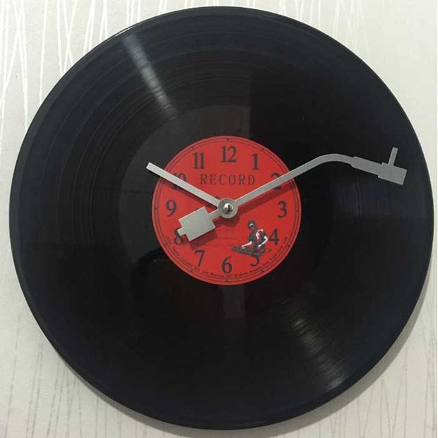 Vintage LP Vinyl Wall Clock | Ten Big Ones