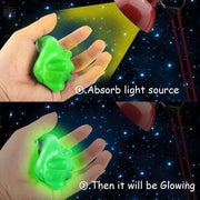 Intelligent Glowing Bouncing Slime | Ten Big Ones