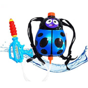 Bug Back Water Gun Blue | Ten Big Ones