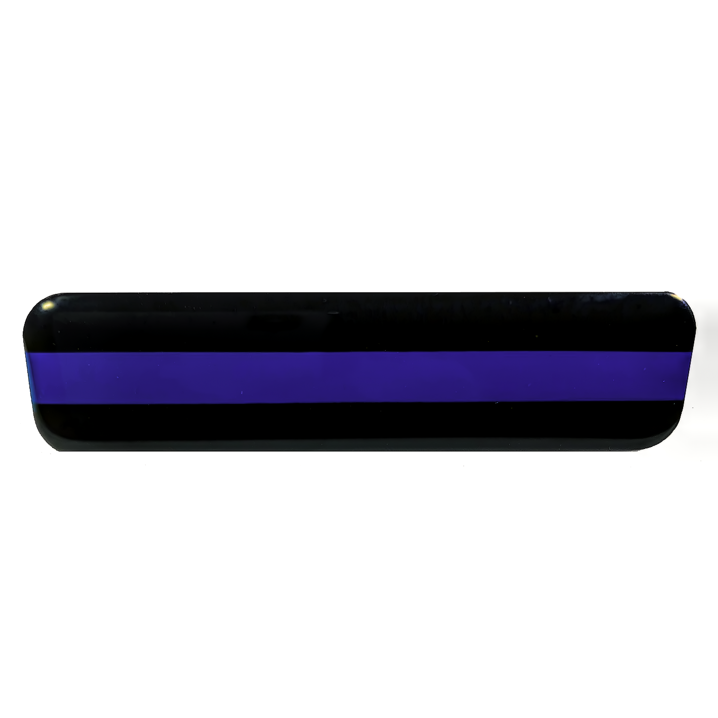 Black Mourning Bands Package Of 10-1 Inch Wide