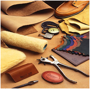Types of Leather - A Day in Leather School