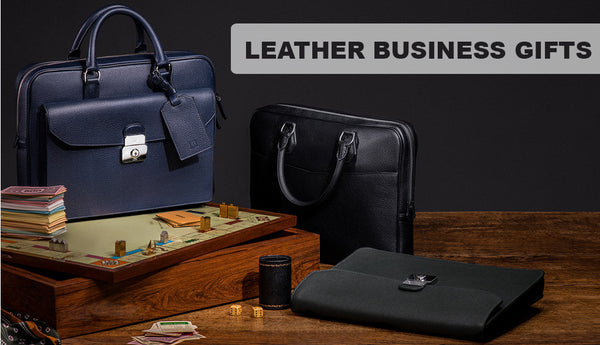 Gifting the Luxury of Leather