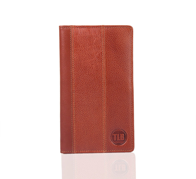 Lancaster Brown Leather Wallet