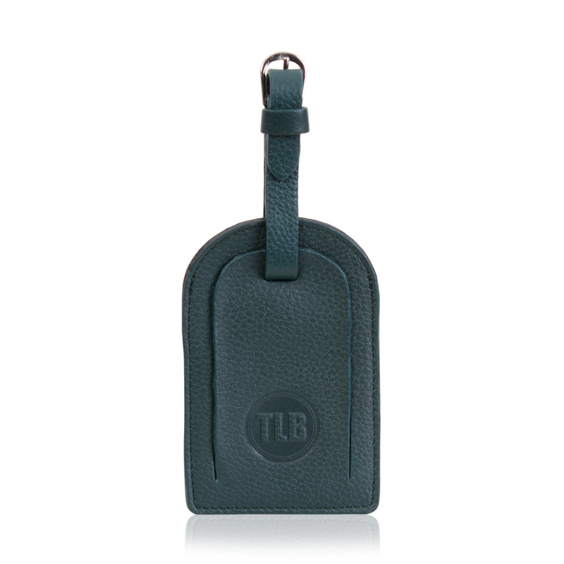 Luggage Flier Tag - The Leather Boutique