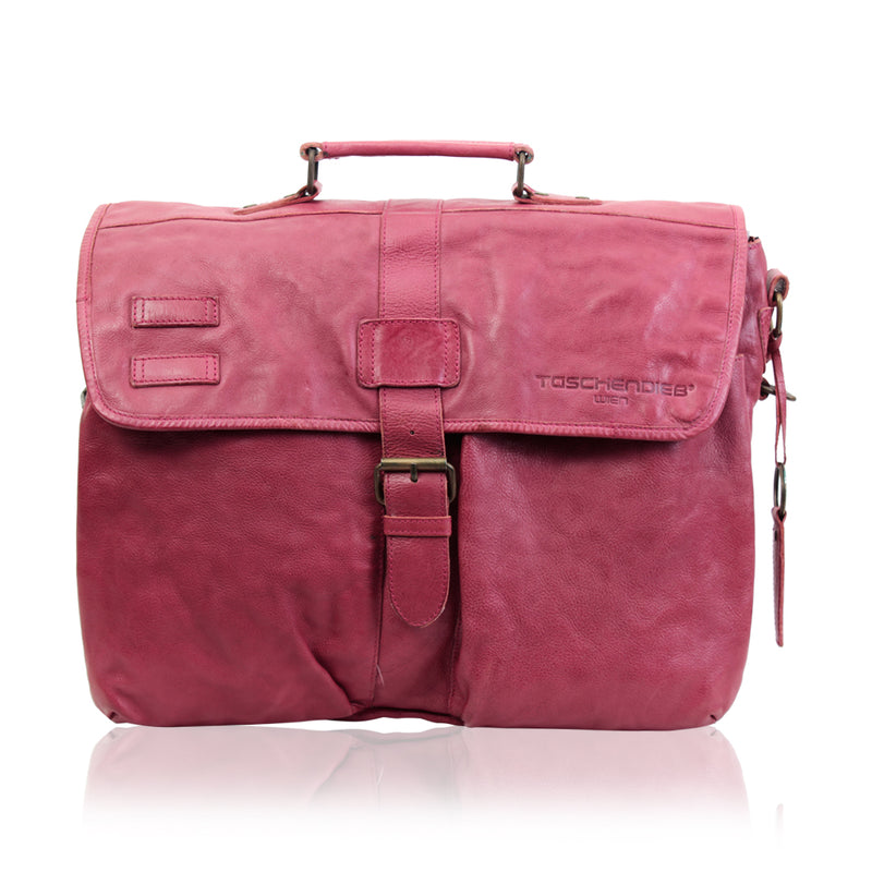 Taschendieb Wien Leather Messenger - The Leather Boutique