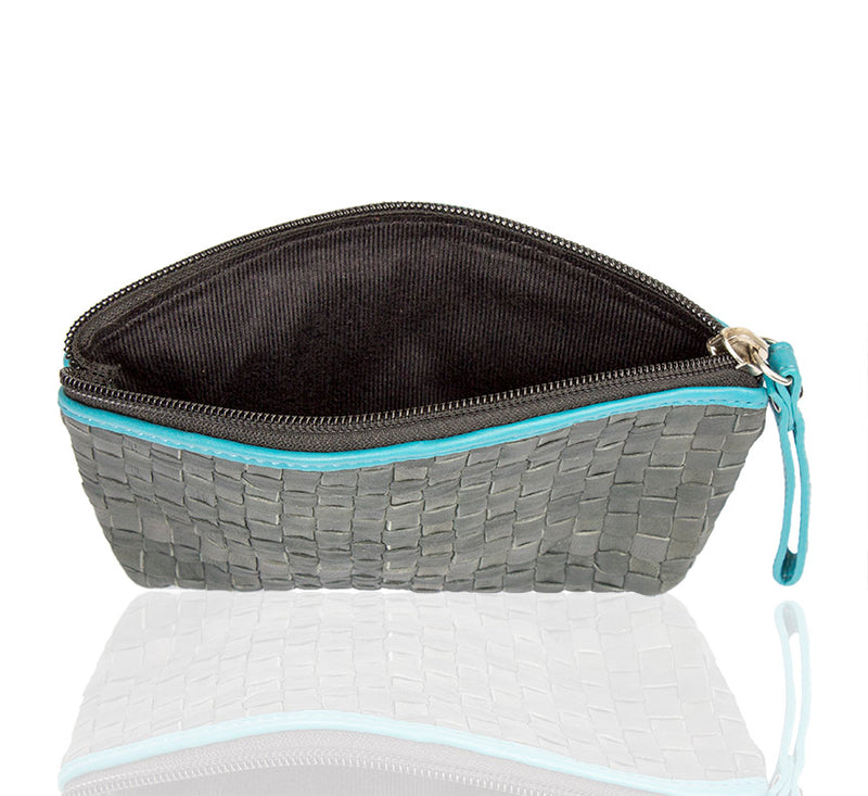 Tanya's Travel Blue Pouch