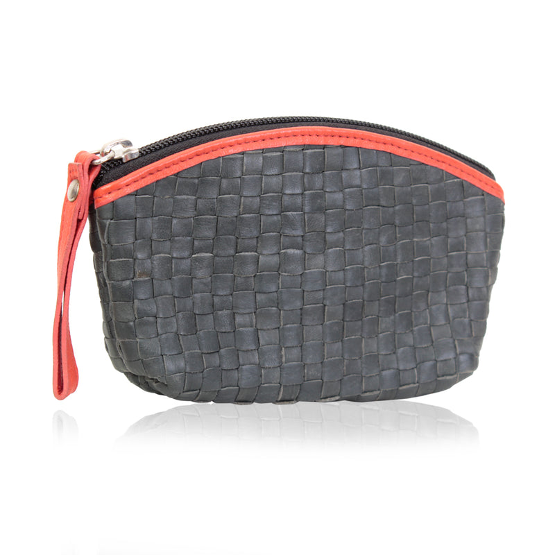 Tanya's Leather Travel Pouch - TLB - The Leather Boutique