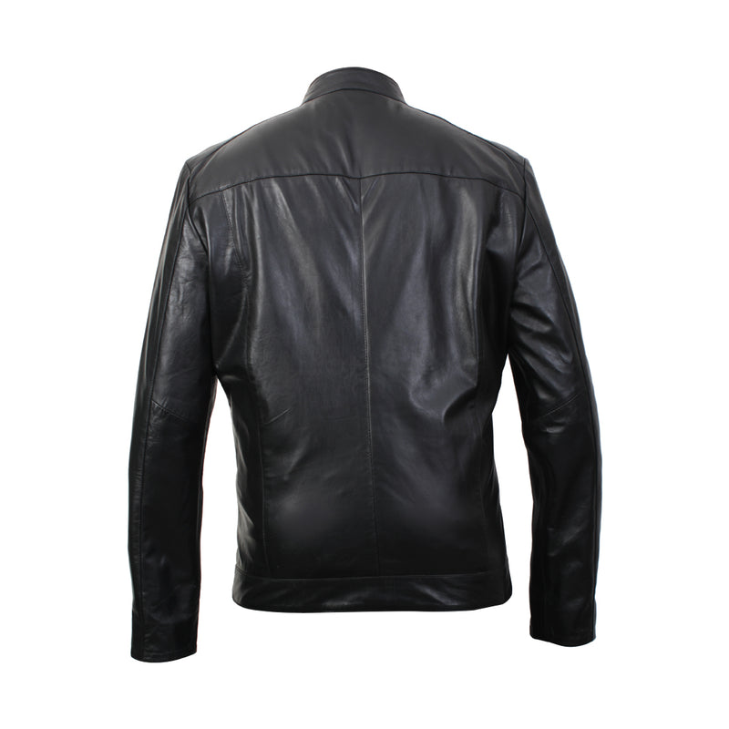 Mens Jacket (John) - The Leather Boutique