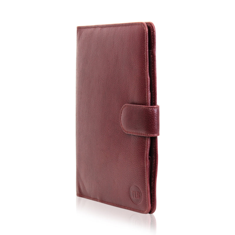 Leather Mini Portfolio - The Leather Boutique
