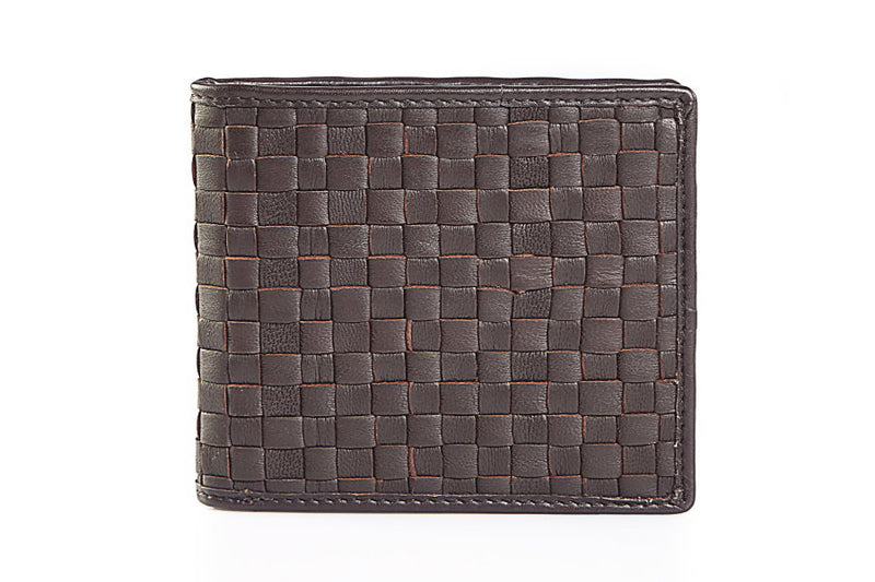 Wall Street Leather Deep Earth Wallet