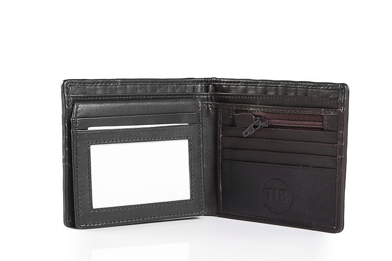 The Wallstreet Leather Wallets - The Leather Boutique