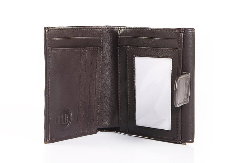 High Street Leather Wallet - TLB - The Leather Boutique
