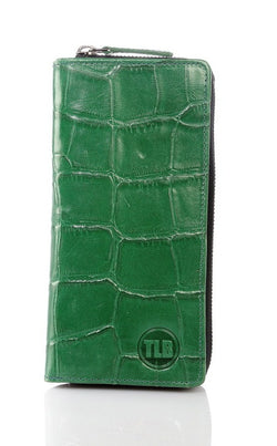 Zip Around Wallet - The Leather Boutique