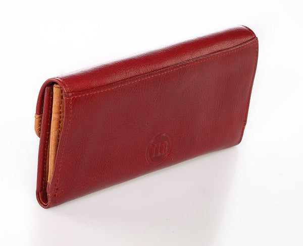 Pick-Me-Up Wallet - TLB - The Leather Boutique