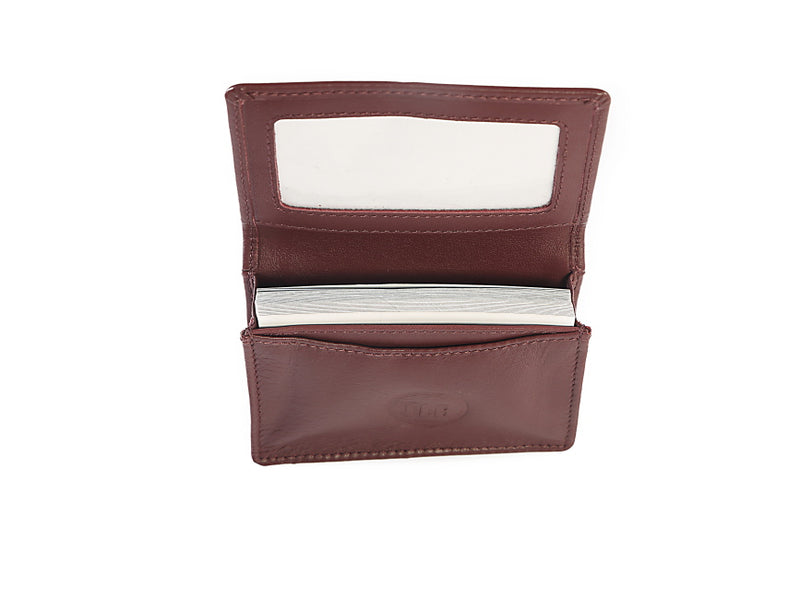 Business Card Case - The Leather Boutique