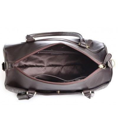 Madera Grab Purse - The Leather Boutique