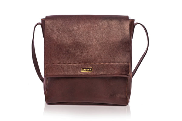 Hamlet Leather Satchel - The Leather Boutique