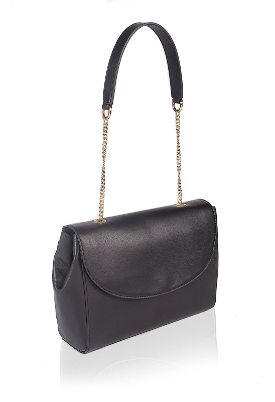 Oleander Leather Shoulder Bag - The Leather Boutique